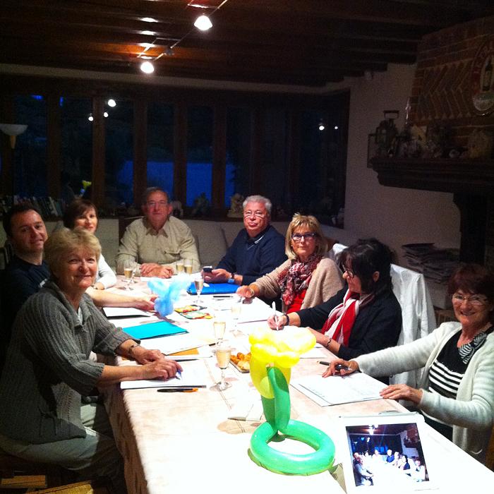 Comité d'organisation de la fête de la Pomponnette